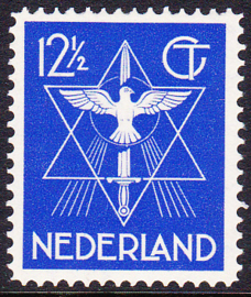 NVPH 256 Vredeszegel Postfris cataloguswaarde 35.00