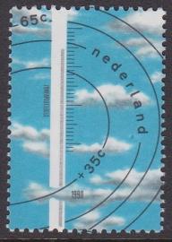 Plaatfout  1445 PM Postfris  Cataloguswaarde 16,00   E-4083