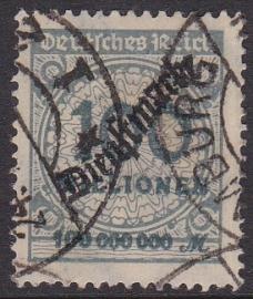 Mi    82 Teilauflagen der Freimarken  Gebruikt / Used Cataloguswaarde: 200,00 E-4701