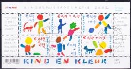 NVPH 2114 Kinderzegels  2002  Gestempeld cataloguswaarde 7,00 A-0548