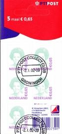 NVPH V2040 Koningin Beatrix  2002  Gestempeld cataloguswaarde 10,00 E-2750