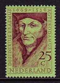 NVPH  931 Erasmus Postfris