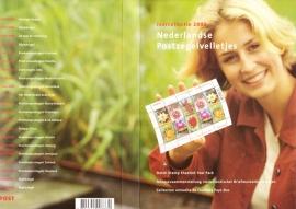 Jaargang 2002 VELLETJES Compleet GESTEMPELD in originele verpakking
