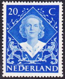 Plaatfout  507 P1 Postfris   Cataloguswaarde 25.00