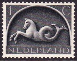 NVPH  405A ZONDER WATERMERK  Postfris Cataloguswaarde 50.00