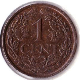 Nederland 1 cent 1941  Pracht
