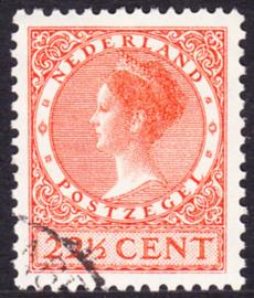 NVPH  191 Koningin Wilhelmina ''Veth'' met watermerk Cataloguswaarde 22,50