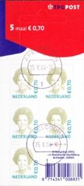 NVPH V2138 Koningin Beatrix  2003  Gestempeld cataloguswaarde 15,00 E-2764