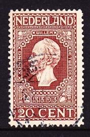 NVPH   95 gebruikt Cataloguswaarde 15.00  E-1474