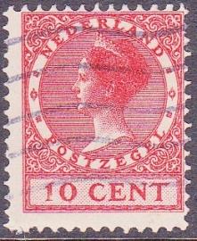 Plaatfout  153 PM6  Gebruikt  cataloguswaarde  80.00  E-1868