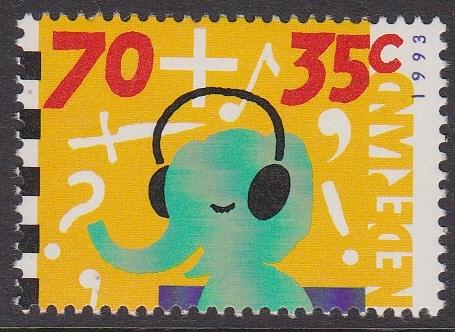 Plaatfout  1567a PM Postfris   E-2214 Schaars