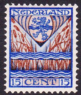 Plaatfout  211 P  Postfris Cataloguswaarde 90,00
