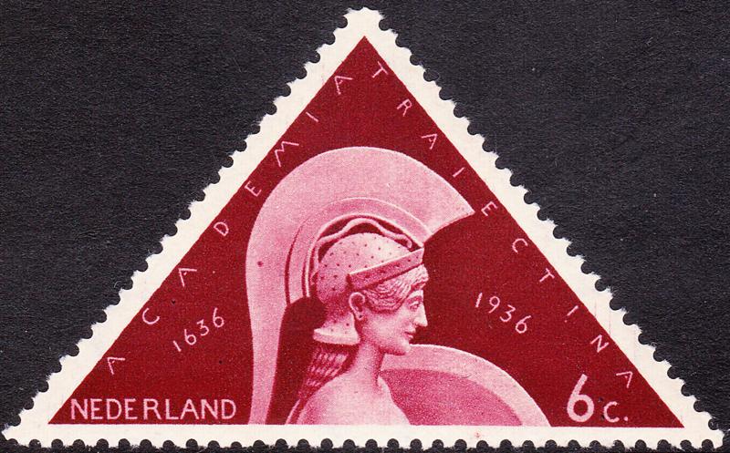Plaatfout  287 PM10 Postfris Cataloguswaarde 50.00