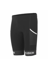 Fusion SLi Tri Tights Pocket Heren Zwart