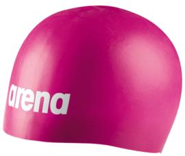 Arena Moulded Pro Silicone Badmuts Fuchsia