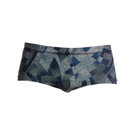 Funky Trunks Pointillism Plain Trunk Heren