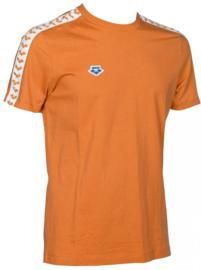 Arena M T-Shirt Team tangerine-white-tangerine