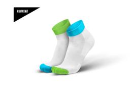Incylence Sokken Sibs - Lime/Blue
