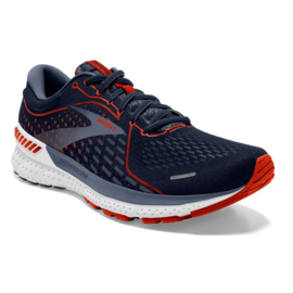 Brooks Adrenaline GTS 21 navy/red clay/gray heren