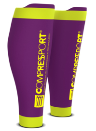 Compressport Calf Sleeves R2 V2 Paars