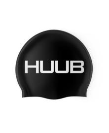 HUUB  Silicone Swim Cap - Zwart
