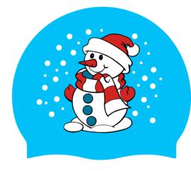 Silicone Badmuts Snowy