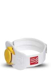 Compressport Timing Chip Strap White
