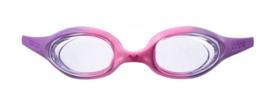 Arena Zwembril Junior Spider Violet-Roze