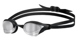 Arena Cobra Core Swipe Mirror Silver-Black