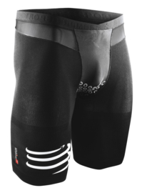Compressport Brutal Short Zwart