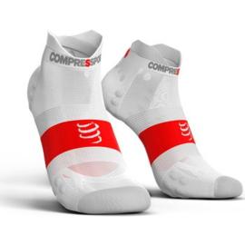 Compressport Ultra light Socks V3.0 Low Wit