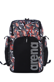 Arena Team Backpack 45 Allover Sushi