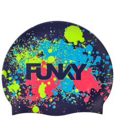 Funky Trunks Silicone Badmuts HyperInflation