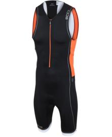HUUB Trisuit Core Limited Mens Black-Orange-White