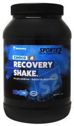 Sports2 Recovery Shake Choco