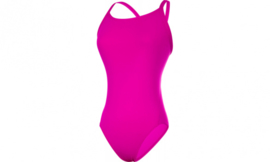 Funkita Still Pink Solid Diamond Back Badpak Dames