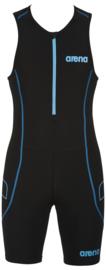 Arena Trisuit ST Heren Black-Turquoise