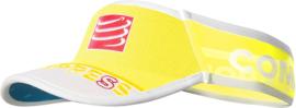 Compressport UltraLight Visor V2 - Fluo Yellow