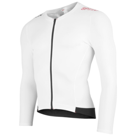 Fusion Speed Top Long Sleeve White