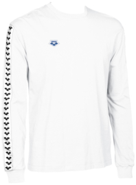 Arena M Long Sleeve Shirt Team white-white-black