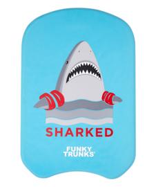 Funky Trunks Sharked  Zwemplank