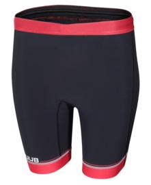 HUUB Core Tri Short Womens Black-Red