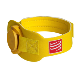 Compressport Timing Chip Strap  Yellow