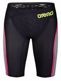 Arena Powerskin Carbon Ultra Jammer Dark-Grey Fluo-Yellow
