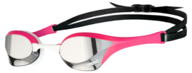 Arena Cobra Ultra Swipe Spiegel Zwembril silver-pink