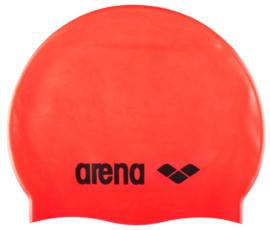 Arena Badmuts Classic fluor red - black
