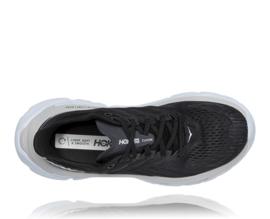 Hoka Clifton Edge Dames BLACK/WHITE