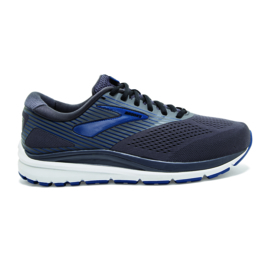Brooks Addiction 14 Blackenend Pearl/Blue/Black Heren