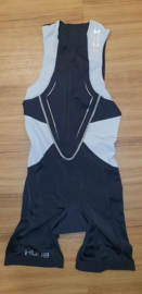 HUUB Core Trisuit Silver Limited edition maat M