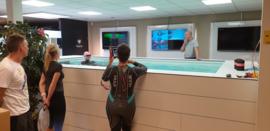 Wetsuittest, zwemanalyse of training boeken